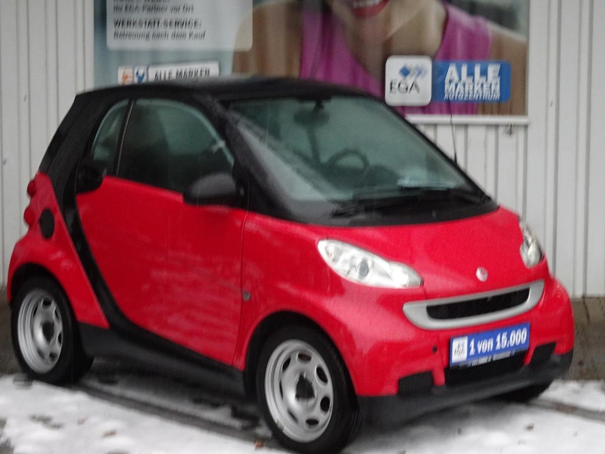Smart ForTwo COUPE ZVFB Radio