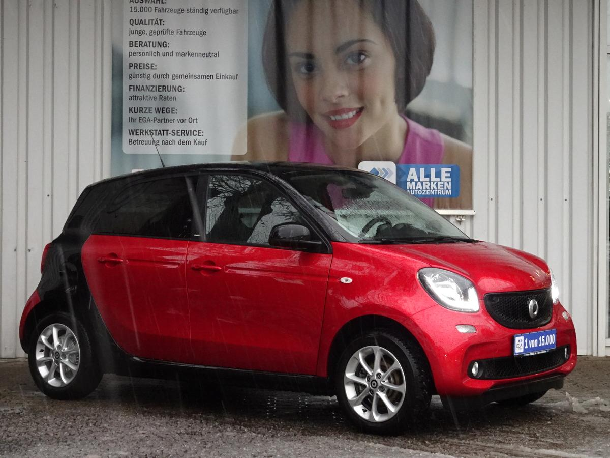 Smart ForFour TWINAMIC/PASSION/NAVI/COOL&MEDIA LED/PDC/SITZHEIZ