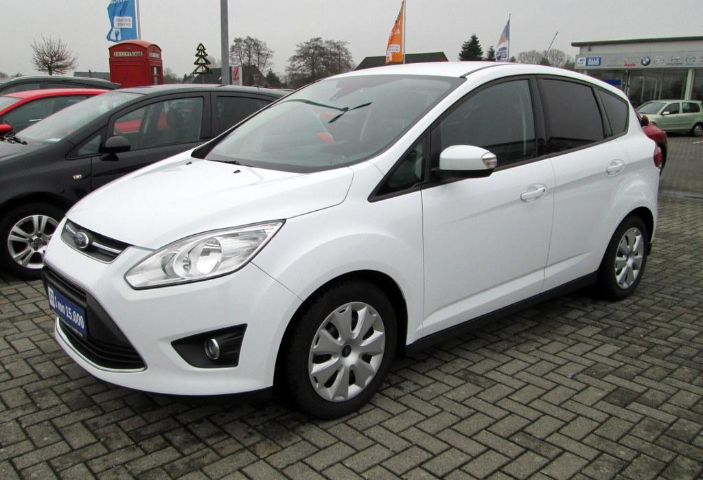 Ford C-Max 1.0 EcoBoost Business Edition Navi+Klima+PDC