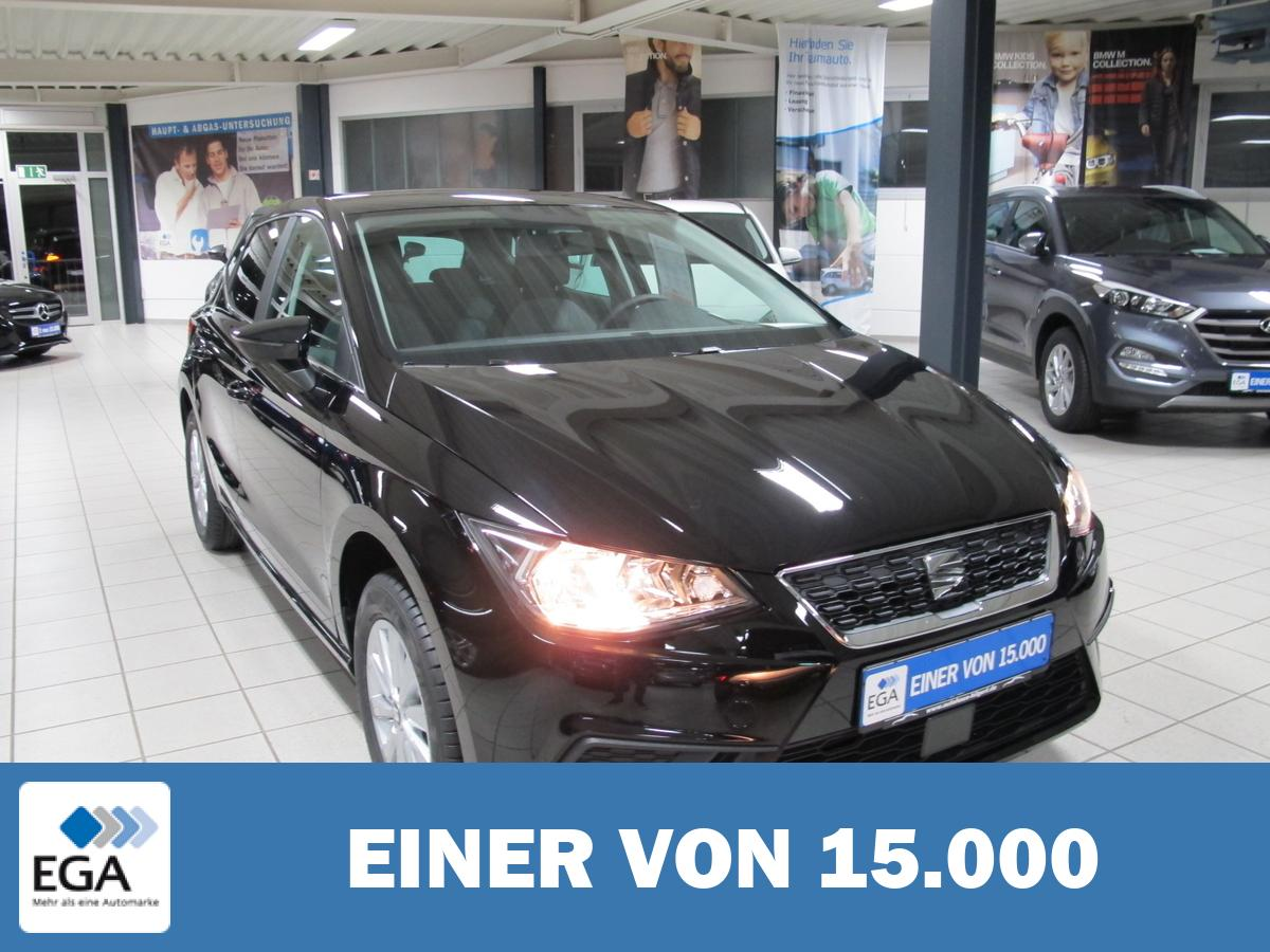 Seat Ibiza n. Modell 1.0 Style S&S Navi / PDC / Full Link