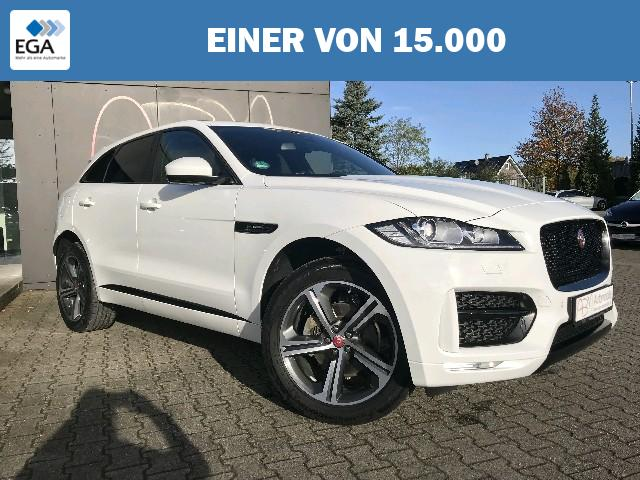 Jaguar F-Pace 20d AWD R-Sport *BLACK PACK*Panoramdach*