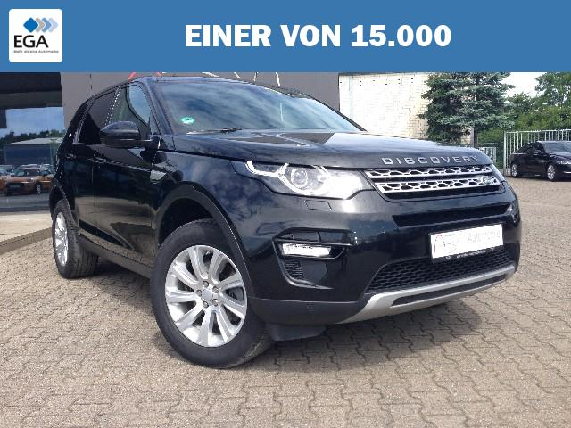 Land Rover Discovery Sport HSE 2,0TD 4WD *PANORAMA*VOLLEDER*