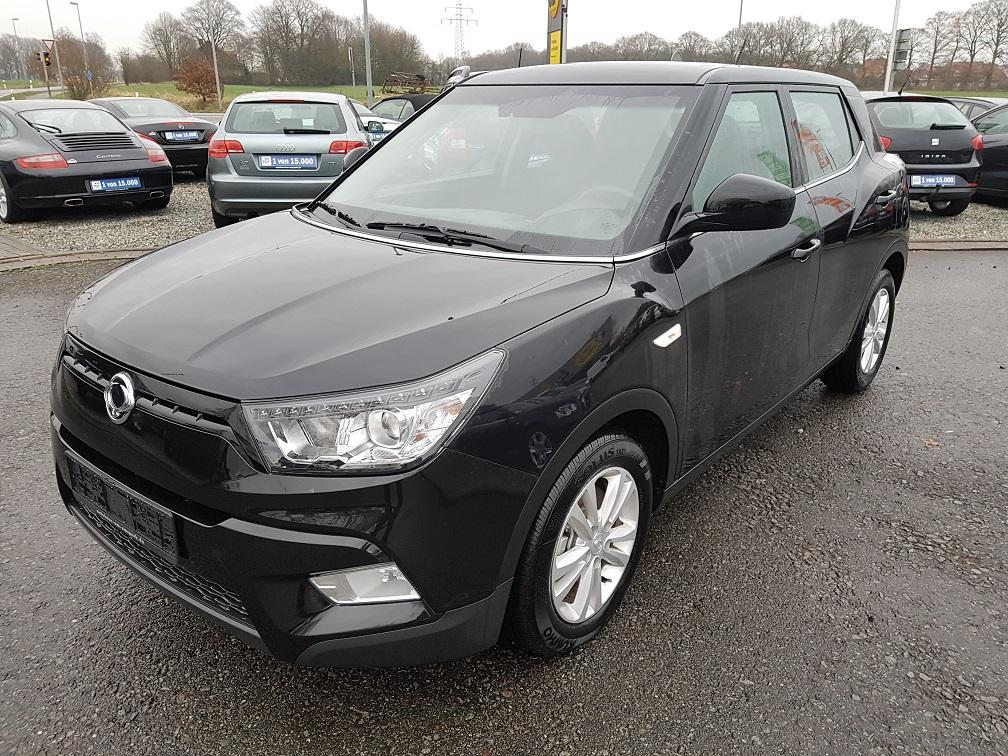 Ssangyong Tivoli Quartz Leasingrate 199,-€