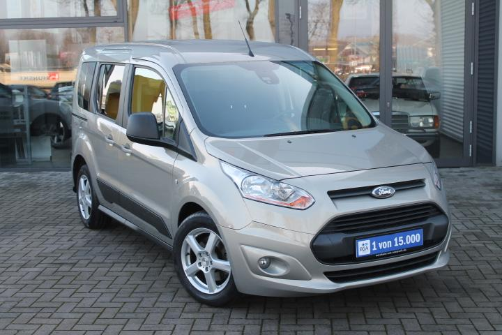 Ford Tourneo Connect 1,0 ECOBOOST Trend, Klima, beh WSS, PDC, Alu