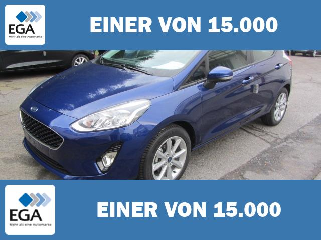 Ford Fiesta 1,1 85PS Trend / Sync 3 + 16 Zoll LMF + PDC + Winterp