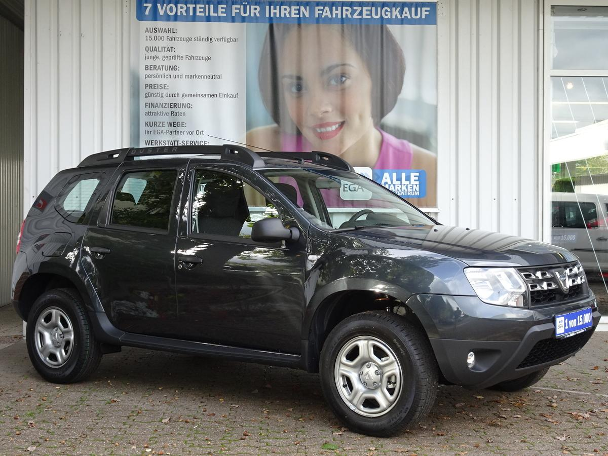 Dacia Duster SCe 115 AMBIANCE SL OPEN KLIMA*BTH*MY 2017*SOFORT