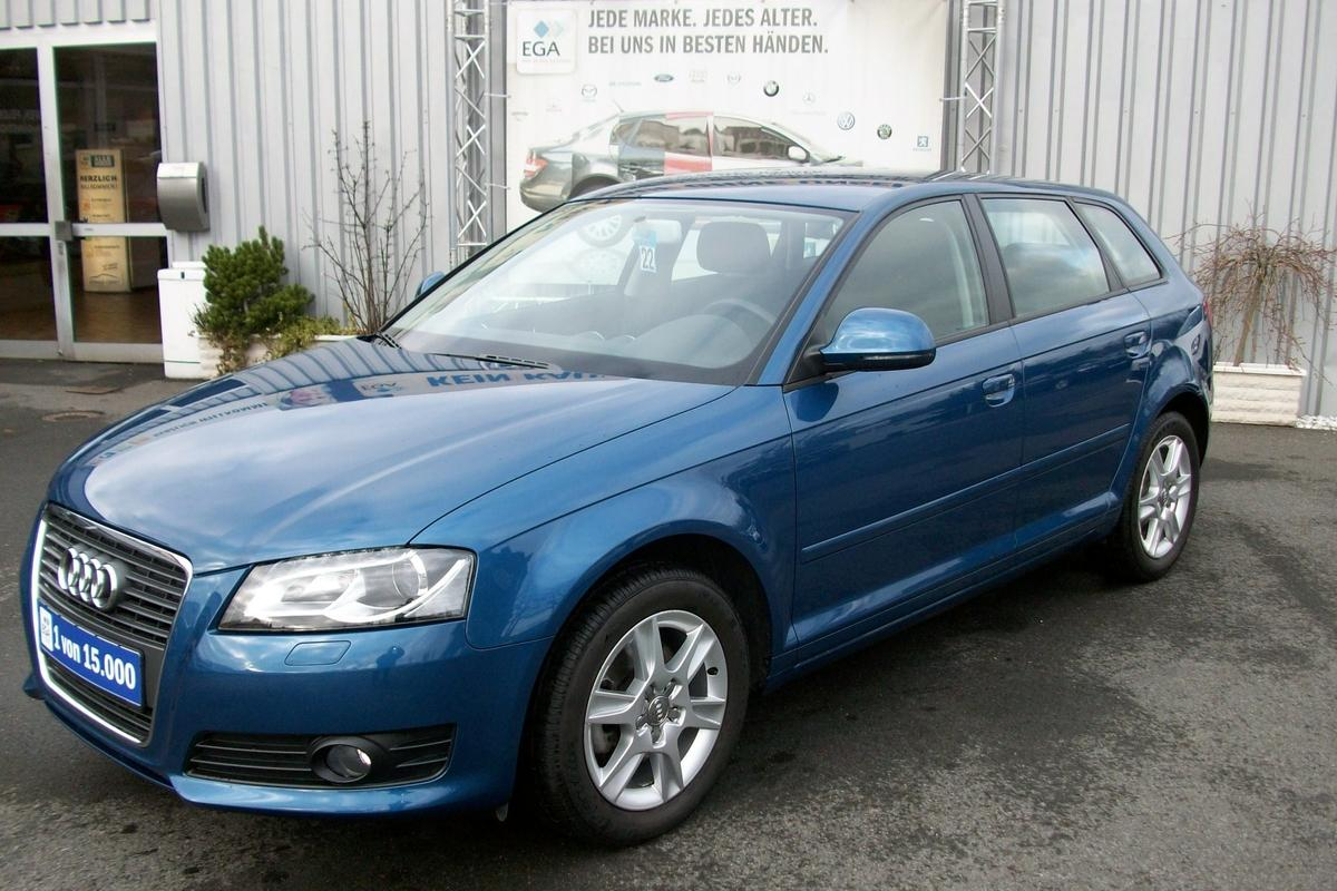 Audi A3 1.4 TFSI SPORTBACK ATTRACTION KLIMAAUTOM.*ALU*XENON*1 HD.