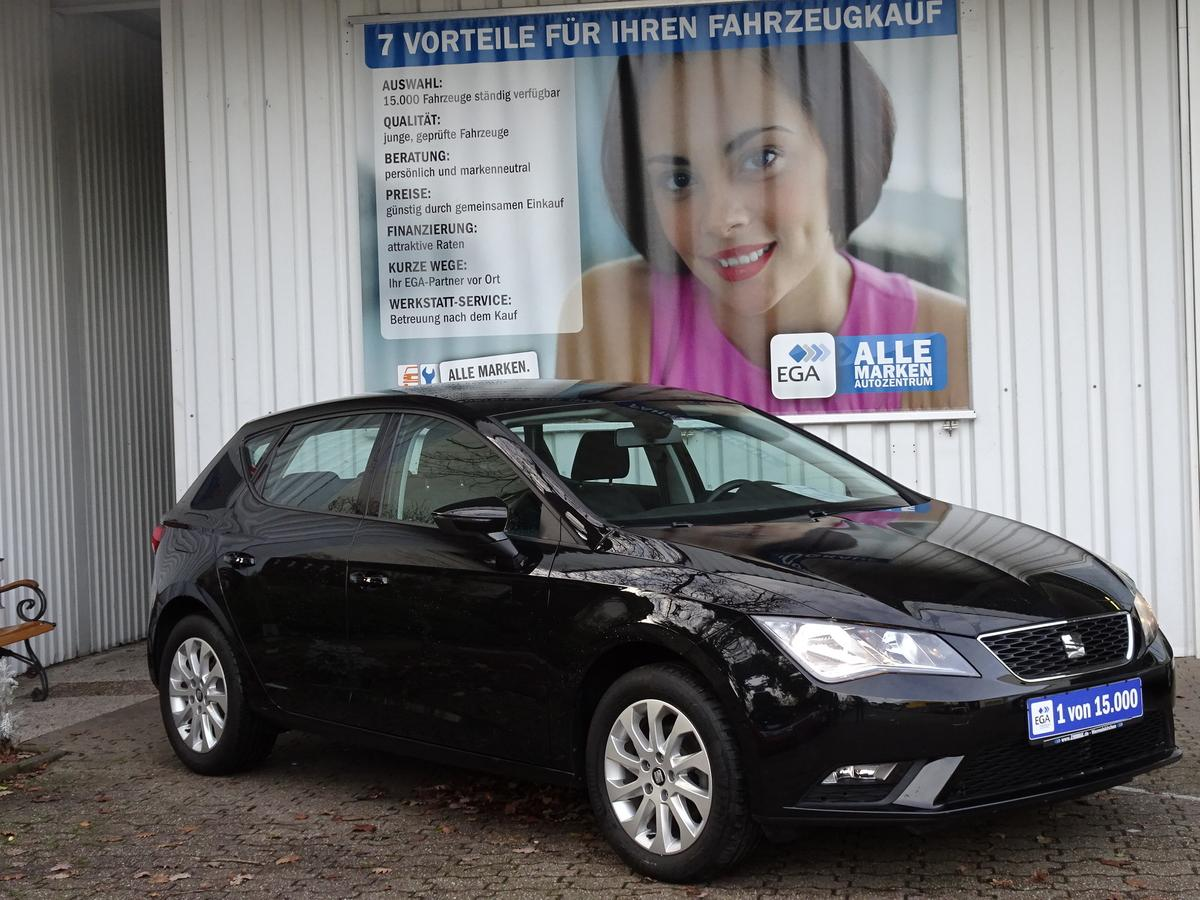 Seat Leon 1.2 TSI STYLE MEDIA-TOUCH CLIMATRONIC ALU AUX USB