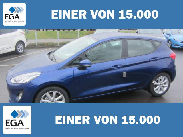 Ford Fiesta 1,0 100PS Trend / Sync 3 + 16 Zoll LMF + PDC + Winter