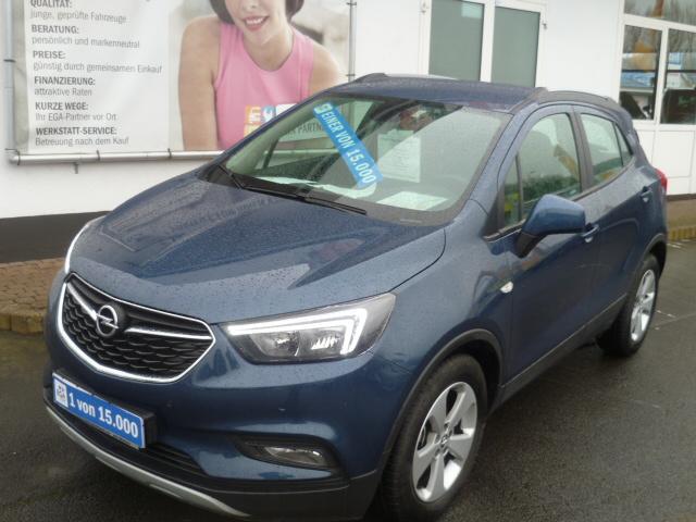 Opel Mokka X Selective Navi *Klimaauto*NAVI*PDC*LM-Felgen*