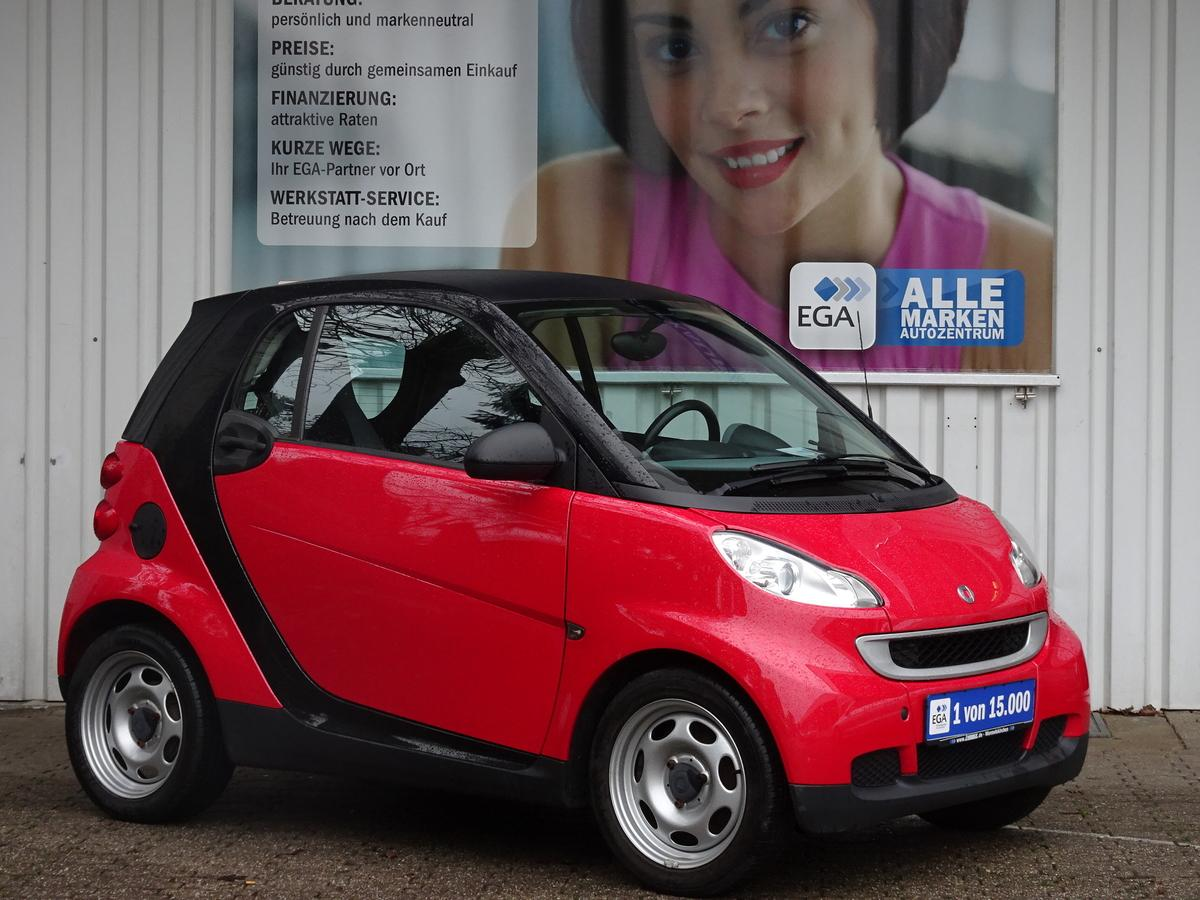 Smart ForTwo COUPE ZVFB Radio HU AU 2/20
