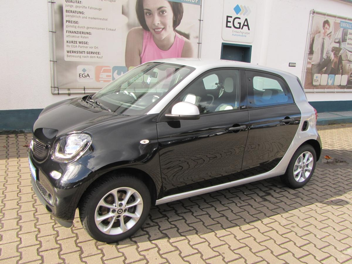 Smart ForFour COOL & AUDIO + LED & SENSOR PAKET / PTS / SHZG.