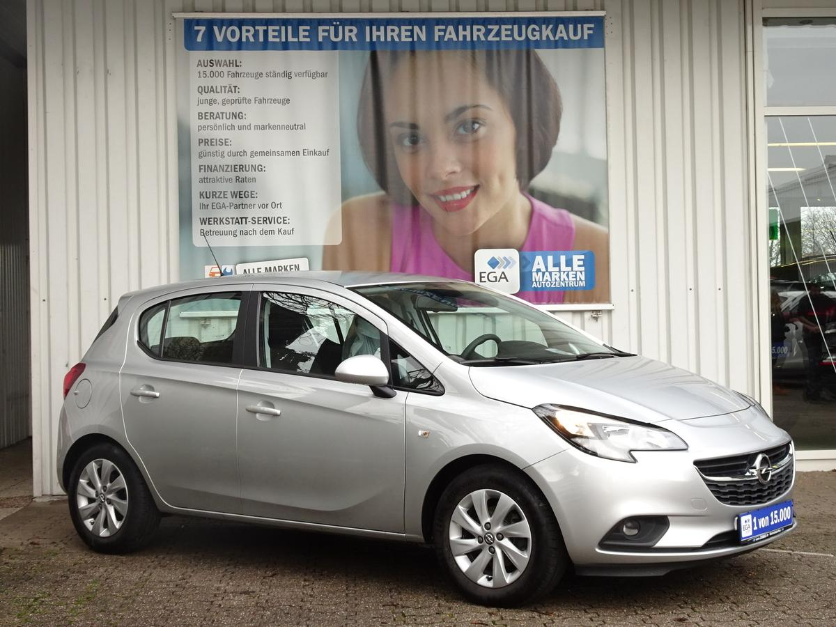 Opel Corsa E ENJOY KLIMA INTELILINK ALU BLUETOOTH