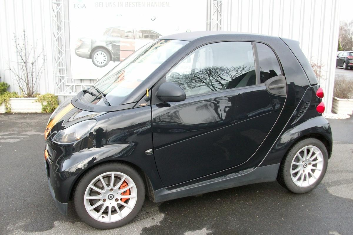 Smart ForTwo LIMITED ONE KLIMA*RCD*