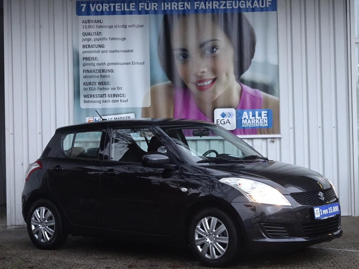 Suzuki Swift 1 Hand/5T/KLIMA/SERVO/MP3/CD/ESP/MFL