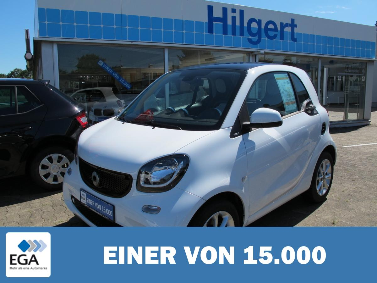 Smart ForTwo Passion * Sitzheizung* LM Räder *