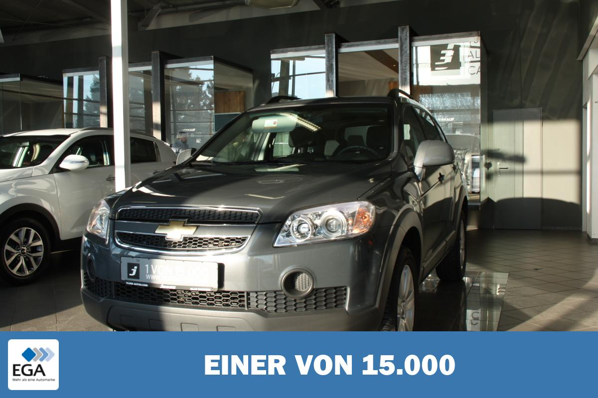Chevrolet Captiva 2.0 2WD