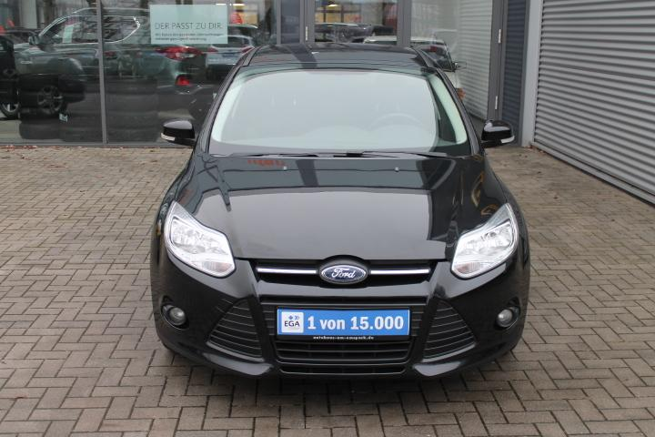 Ford Focus 1,6 TDCI DPF Trend Style, Klima, PDC, Sitzh, AHK