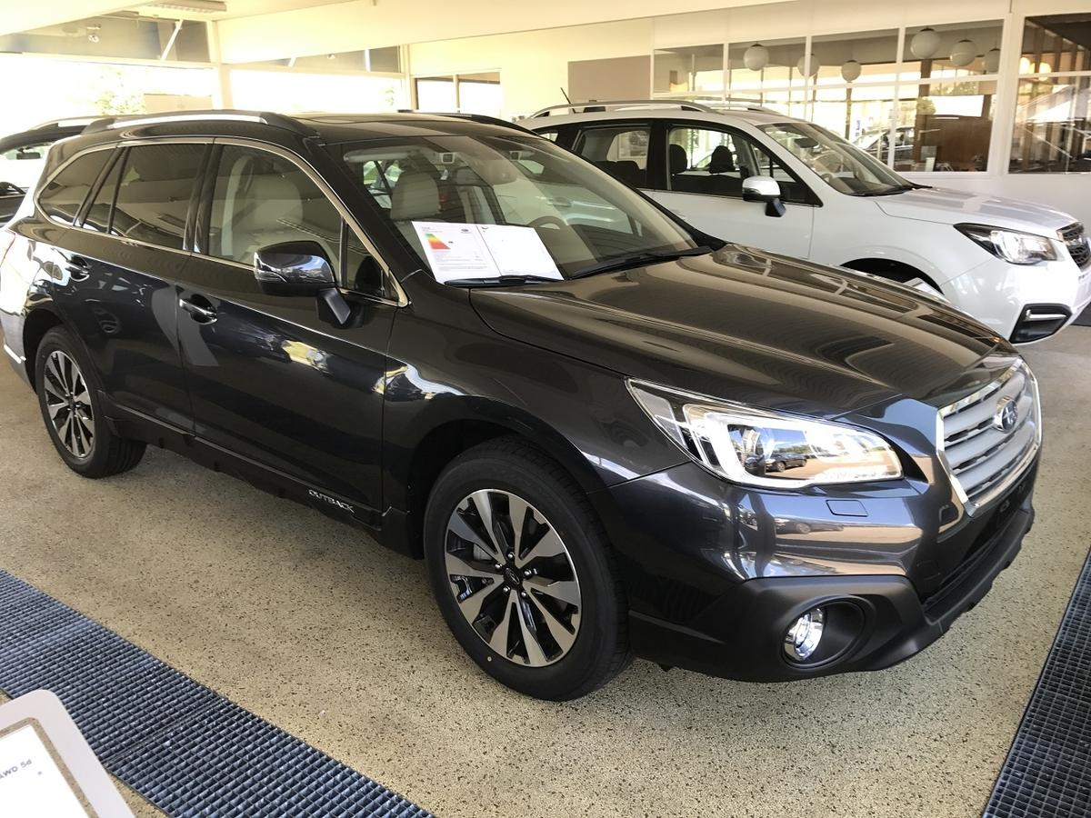 Subaru OUTBACK Summit 2.5i 4WD 175PS CVT