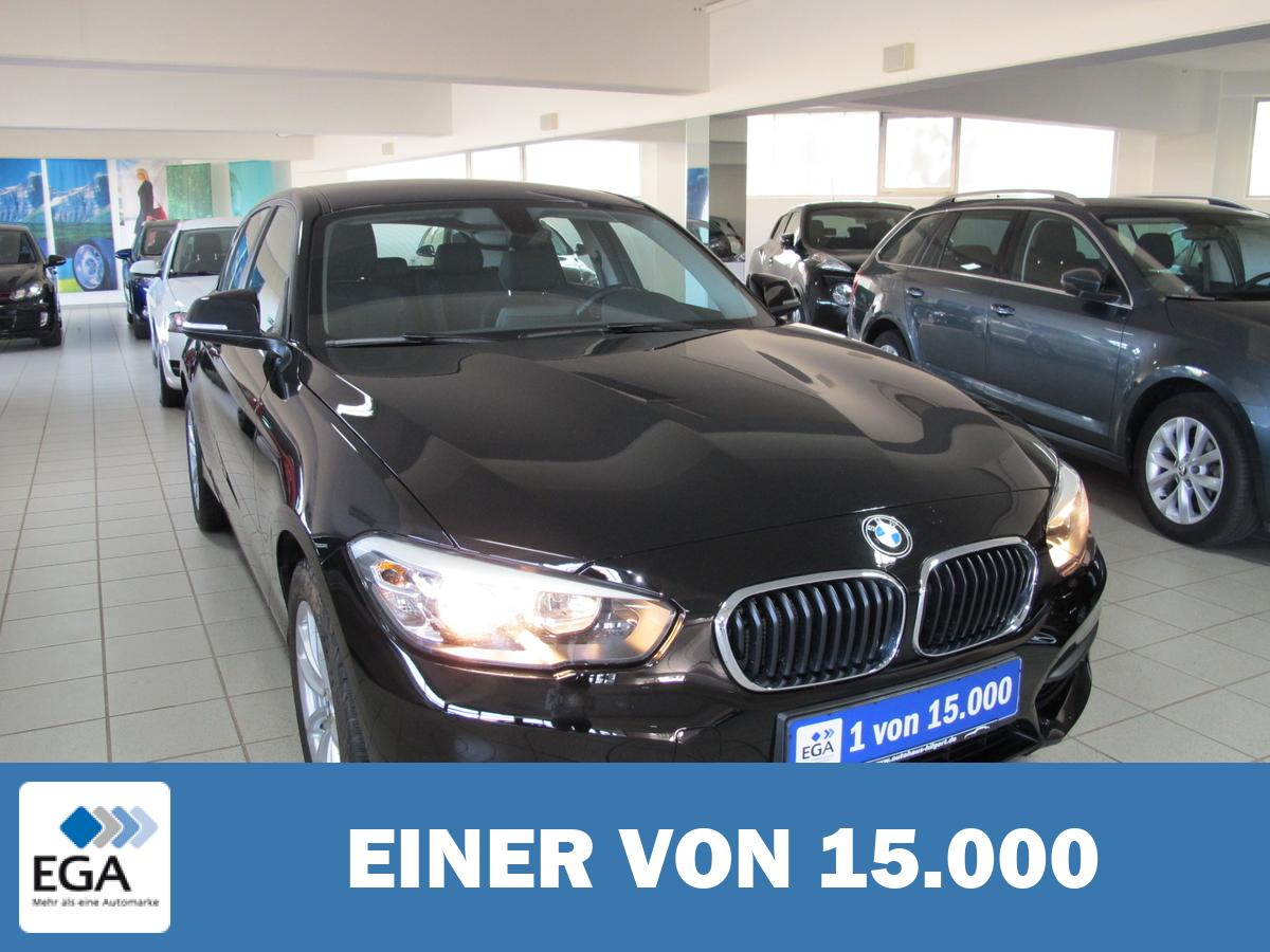 BMW 116i 5t Advantage*M-LENKRAD*PDC*BLUETOOTH*
