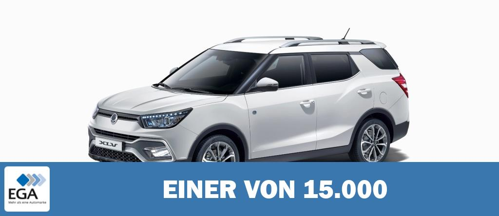 Ssangyong XLV e-XGi 160 2WD Crystal Sell Out 0%