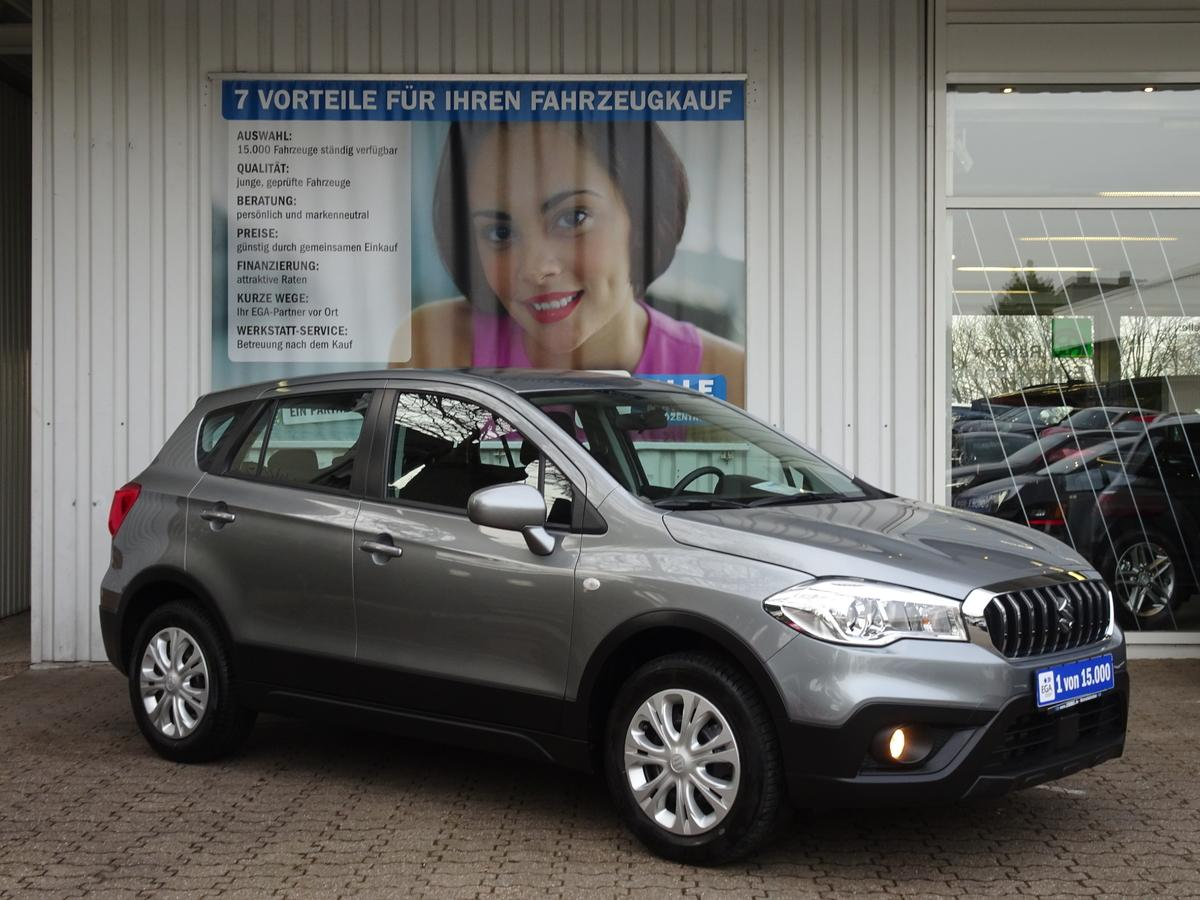 Suzuki SX4 S-Cross 1.0 Boosterjet Club 4x2 TEMPOMAT BLUETOOTH KLIMA