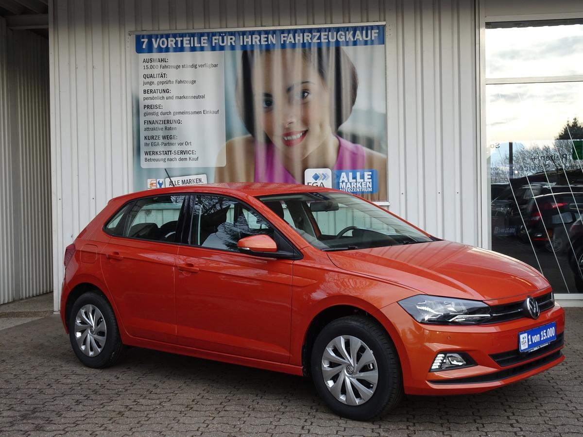 Volkswagen Polo 1.0 TSI neues Modell SOFORT COMFORTLIN SITZHZ BT WI PAK