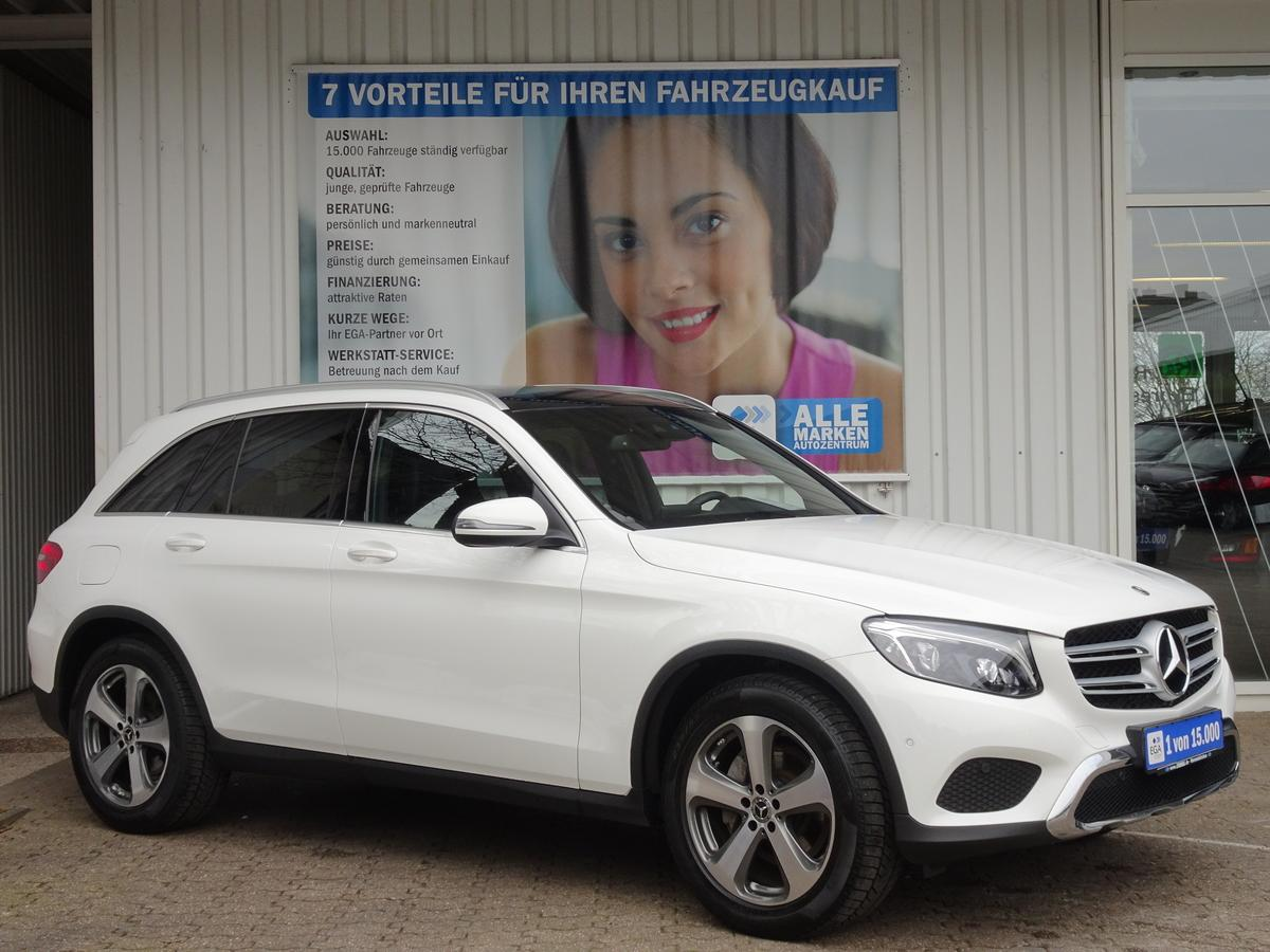 Mercedes-Benz GLC 220 d 4M 9G PANORAMA/EXCL/19 ZOLL/AMG-LINE/LED/NAVI/PTS