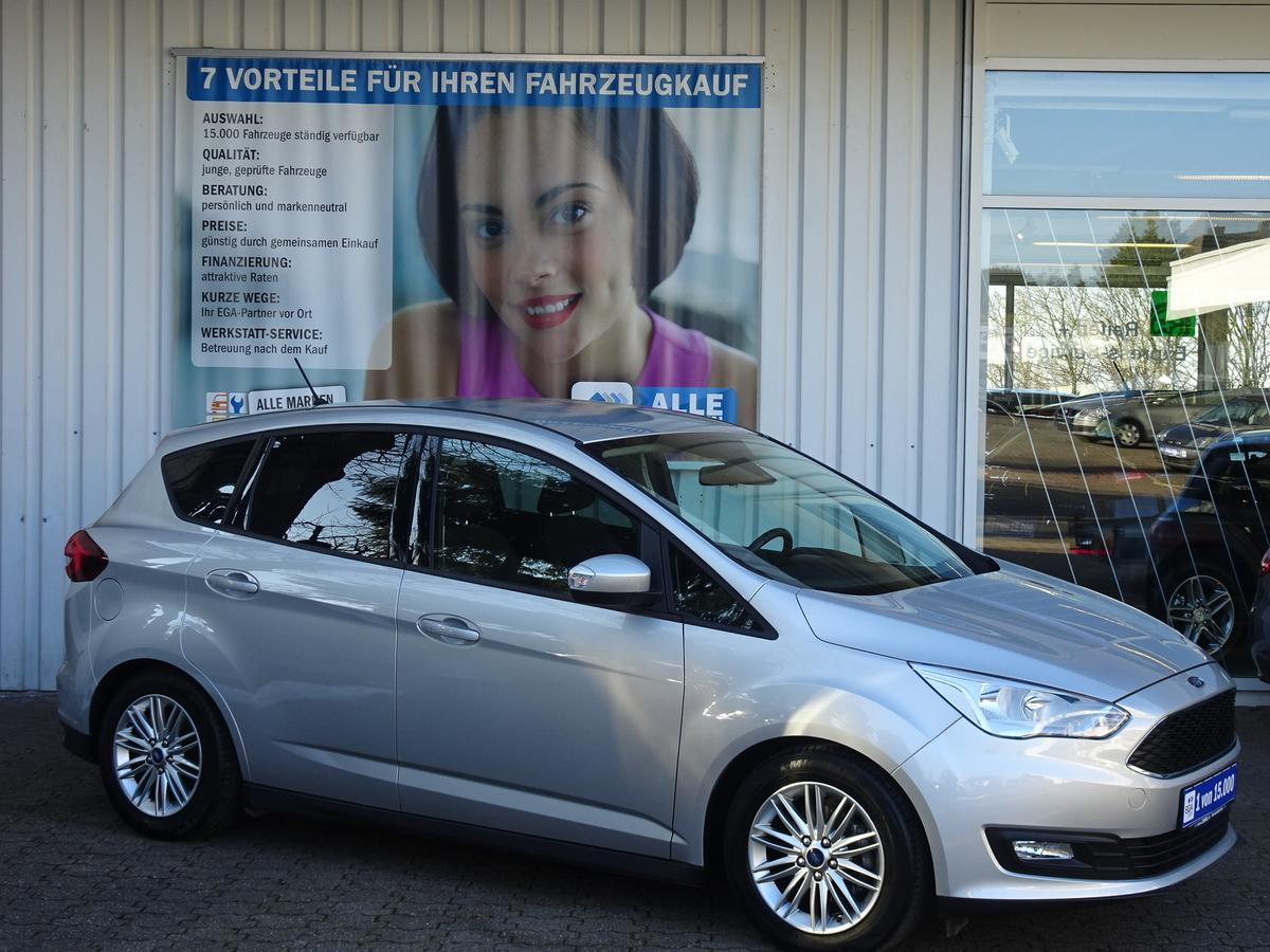 Ford C-Max 1.0 Ecoboost BUSINESS TEMPOM ALU BT KLIMAAUT SUNSET