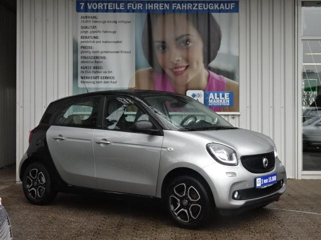 Smart ForFour PASSION/NAVI/LED/COOL&MEDIA/PANORAMAD/SHZ/TEMPOMAT