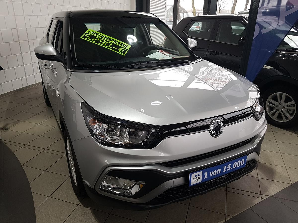 Ssangyong XLV Quartz 1.6D Leasingrate 199,-€