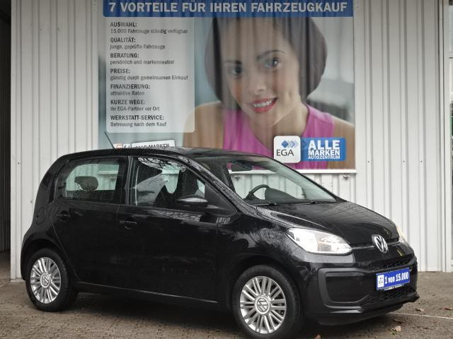 Volkswagen up! 1.0 MOVE UP! KLIMA ALU EFH MP3 SERVO FB-ZB